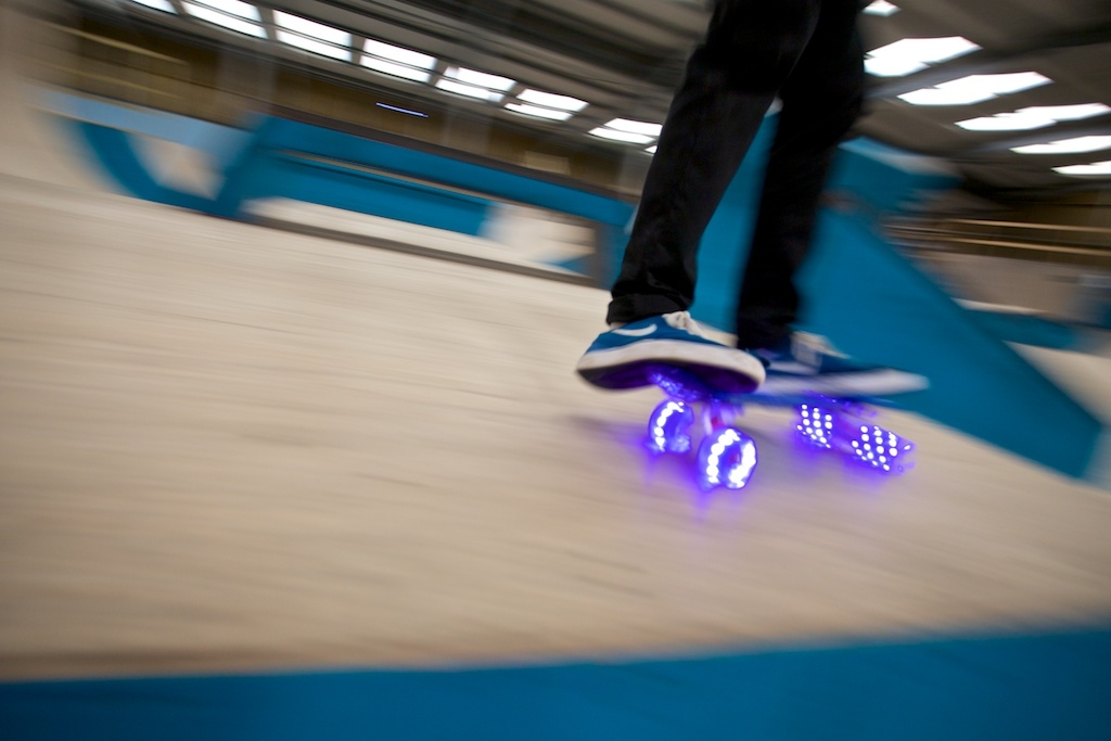 Mellow Skateboard LED Wheels - Lighting The Way